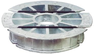 UFO-E V型 一般基礎・通気タイプ